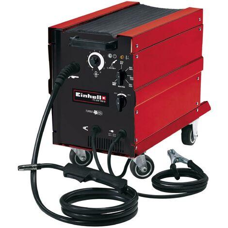 Poste à souder électrique/Gaz avec accessoires Einhell 1574995 25 - 160 A 1 pc(s)