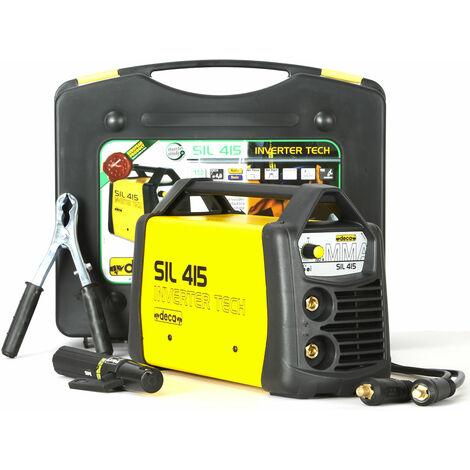 Poste à souder eletrique inverter DECA SIL 415