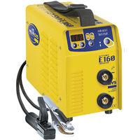 Poste à souder GYS à l'électrode MMA + TIG livré en valise et avec accessoires GYSMI E160 016002