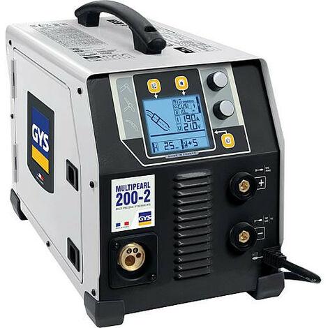 Poste a souder GYS Multi PEARL 200-2