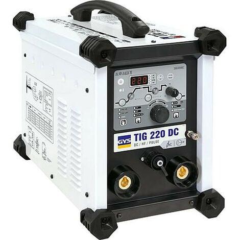 Poste a souder GYS TIG 220 DC HF FV modele refroidissement par air *BG*