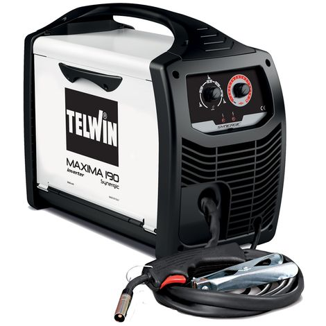 Poste à souder Inverter Mig-Mag Telwin Maxima 190 Synergic