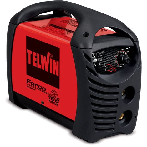 Poste à souder Inverter MMA Telwin Force MPGE 168 816011