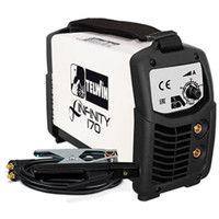 Poste à souder INVERTER MMA TIG 135A 230V INFINITY 170 avec accessoires - 816080 - Telwin - -