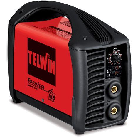 Poste à souder Inverter MMA TIG DC Telwin Tecnica 188 816012