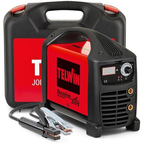 Poste à souder Inverter MMA TIG Telwin Tecnica 211 / S 816122