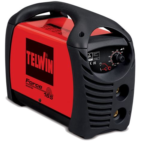 Poste à souder inverter Telwin Force 165 815853