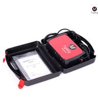POSTE A SOUDER INVERTER TM 200 PVC MMA 200 AMP ÉLECTRODE VALISE PVC ACCESSOIRES INCL. TM 200 PVC