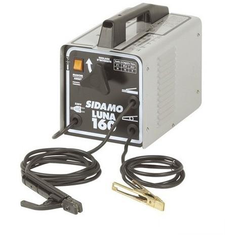 Poste à souder LUNA 160 - 3 kVA - 20302013 - Sidamo - -