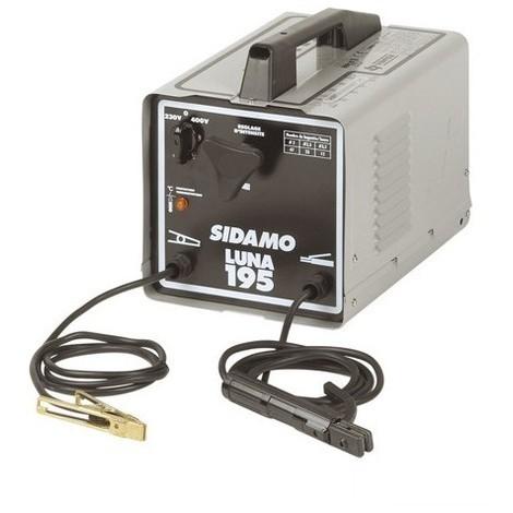 Poste à souder LUNA 195 - 3,2 kVA - 20302005 - Sidamo - -