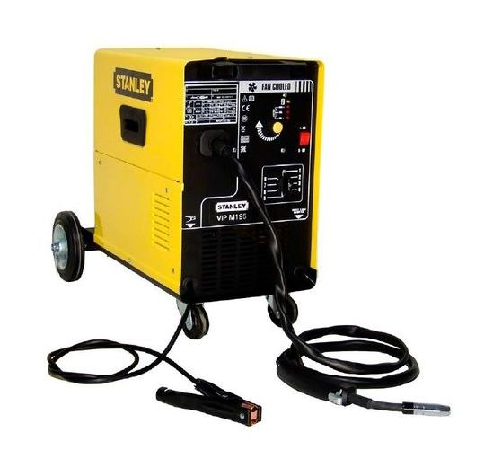 310c6f6f81266 Poste à souder Mig 195 avec ou sans gaz Stanley