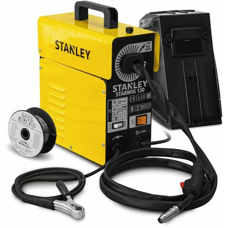 Poste à souder MIG max 130A - Stanley