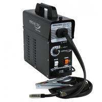 Poste à souder MIG NO GAZ PROMIG130 - 130A Torche cable de masse masque et bobine de fil fourré