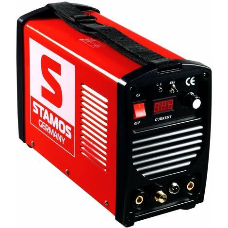 23fd4552cc426 Poste à souder TIG - 200A - 230V - portatif professionnel