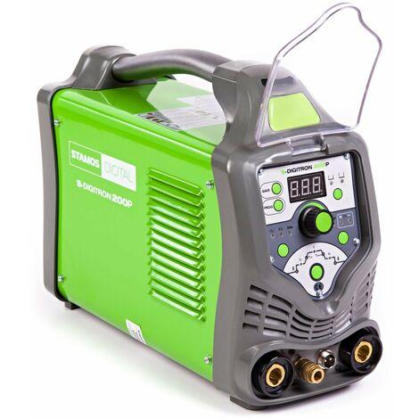 Poste à souder TIG - 200A - 230V professionnel
