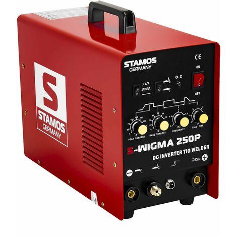 Poste à souder TIG - 250A - 230V - Puls professionnel