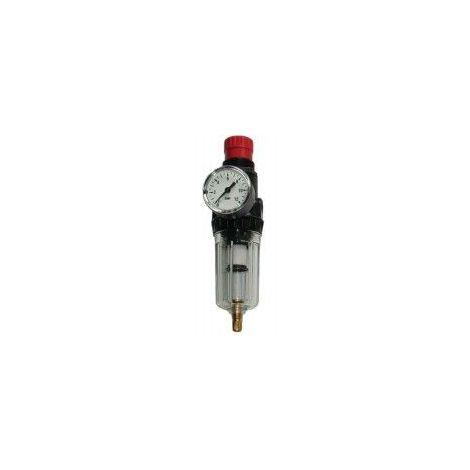 Poste de soudage à fil, à technologie inverter, MIG-MAG (continu, PULSE, double pulseé PULSE ON PULSE)/FLUX/ BRASAGE, TIG-DC lift et MMA, contrôlé par microprocesseur, avec dévidoir de fil intégréà 4 rouleaux 10,5 Kw