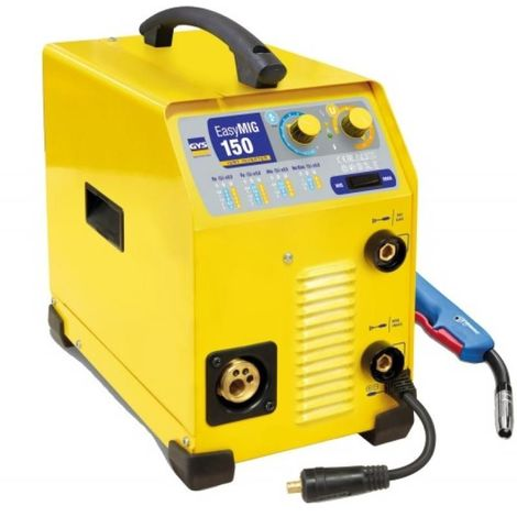 Poste de soudure GYS Inverter semi-automatique MIG/MAG 150A - 032248