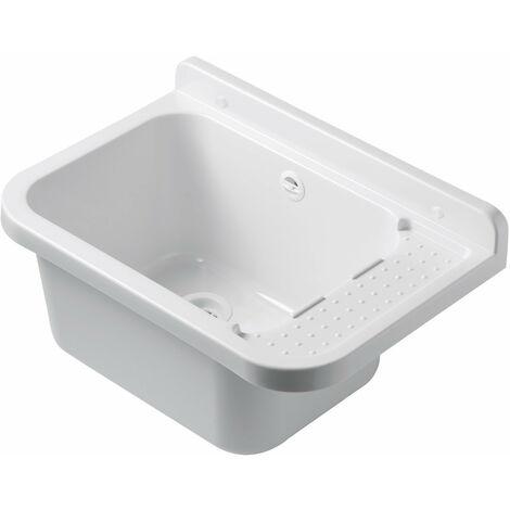 Poste d'eau multifonction LAVABO blanc 60cm