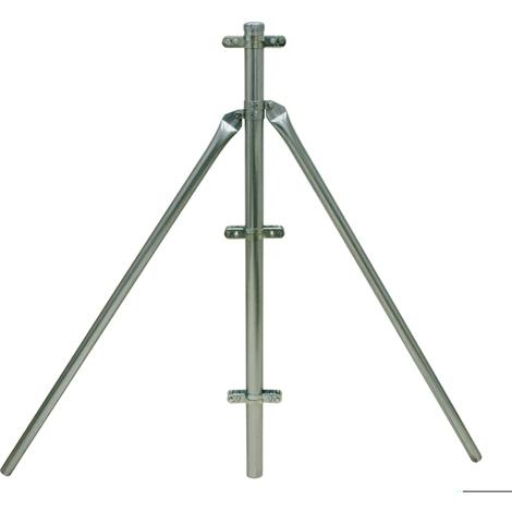 Poste Refuerzo Galvanizad.48mm - IMECA - C/ACCESORIOS - 2 M