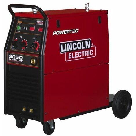 Poste semi automatique powertec 305c 400 v triphase 20 a - cables pinc