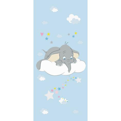 Poster de porte Intissé - Disney Dumbo - 90 cm x 202 cm