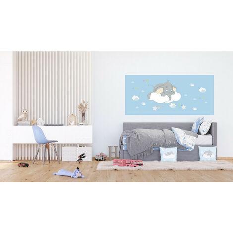 Poster géant Intissé - Disney Dumbo - 202 cm x 90 cm