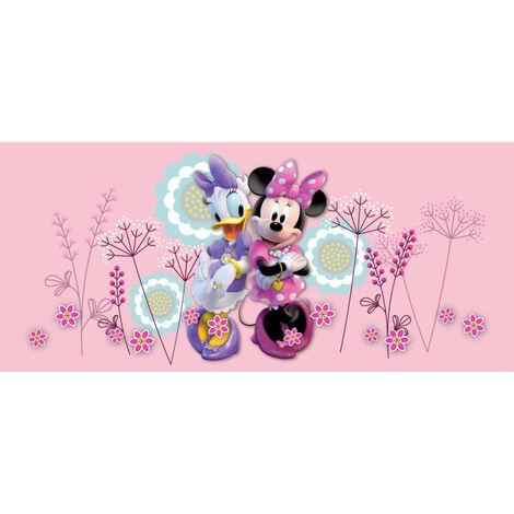 Poster géant Intissé - Disney Minnie Mouse - 202 cm x 90 cm