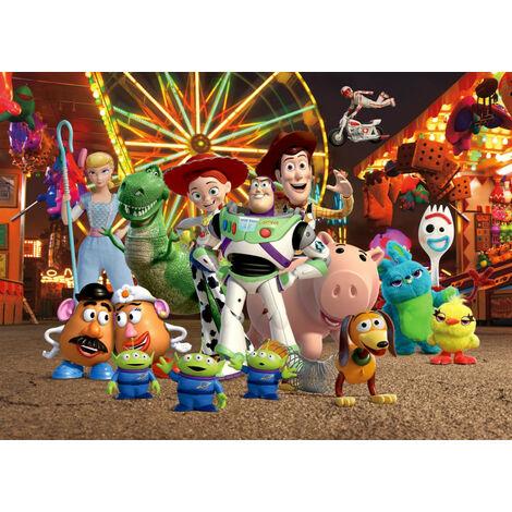 Poster Intissé - Disney Toy Story - 160 cm x 110 cm