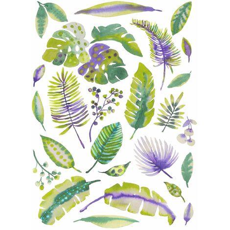 Poster Végétal en papier 40 x 50 cm