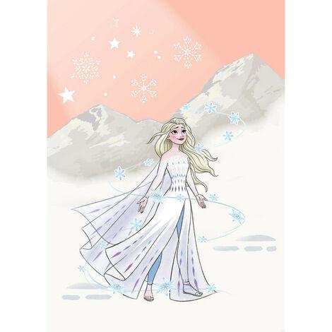 Poster XXL - impression numérique - Frozen la reine des neiges Elsa - 200 cm - 280 cm
