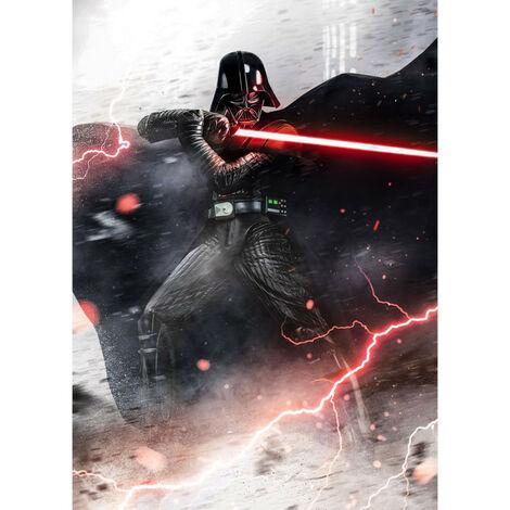 Poster XXL - impression numérique - Star Wars dark vador Forces - 200 cm - 280 cm