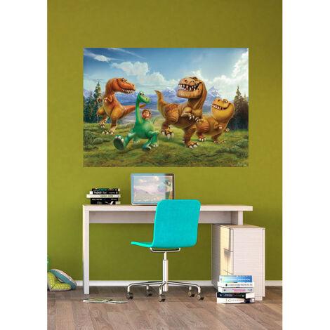 Poster XXL intisse Le Voyage d'Arlo Disney 160X115 CM