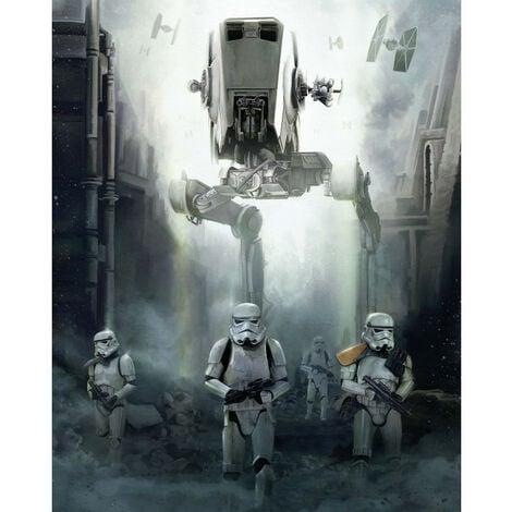 Poster XXL panoramique Forces Impériales Star Wars 200X250 CM