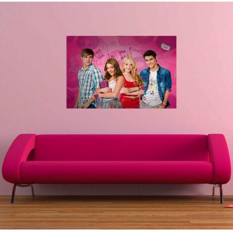 Poster XXL Violetta Disney Channel 160X115 CM