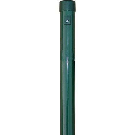 Postes de valla verde 40x1750 mm (por 6)