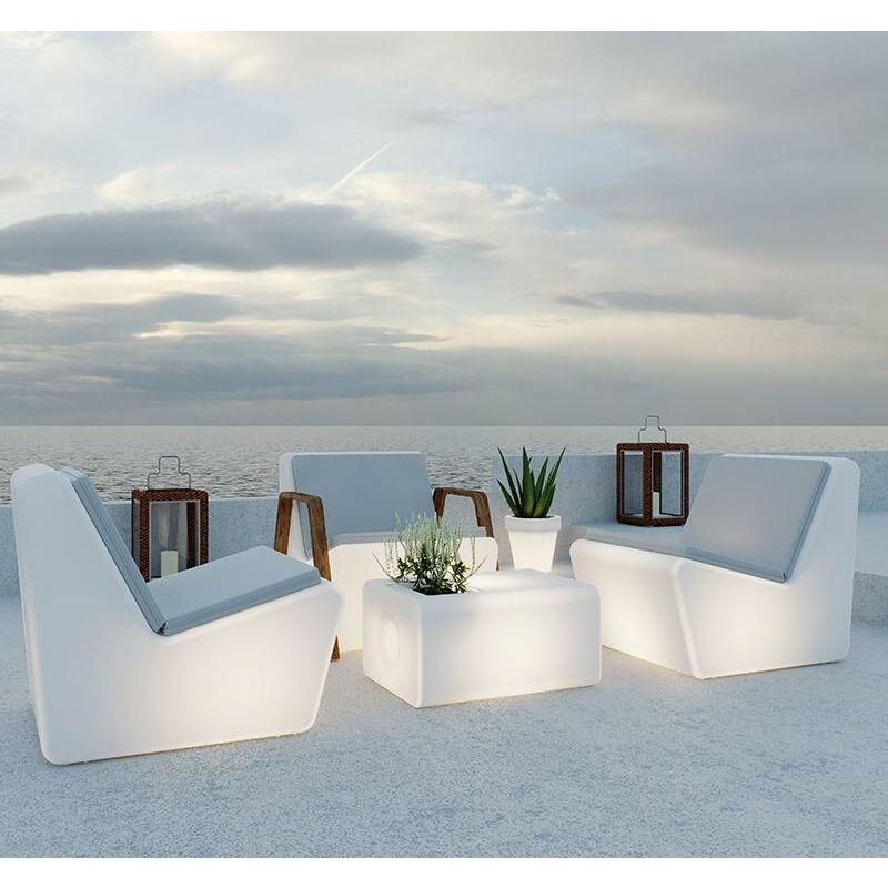Posti a sedere Sit SOLARE + BATTERIA RICARICABILE (USO ESTERNO E INTERNO) SOLARE + BATTERIA RICARICABILE (USO ESTERNO E INTERNO) - Moovere