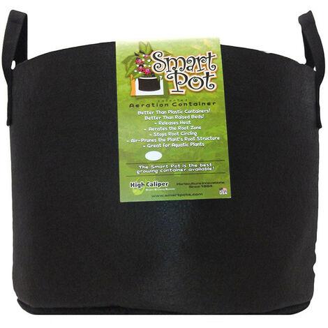 Pot 10L 3 gallon avec poignées - Géotextile - Smart Pot