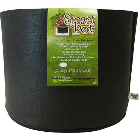 Pot 3,5L 1 gallon - Géotextile - Smart Pot
