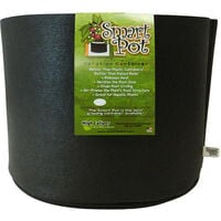 Pot 57 L - 15 gallons - Smart Pot , pot geotextile ,pot tissu