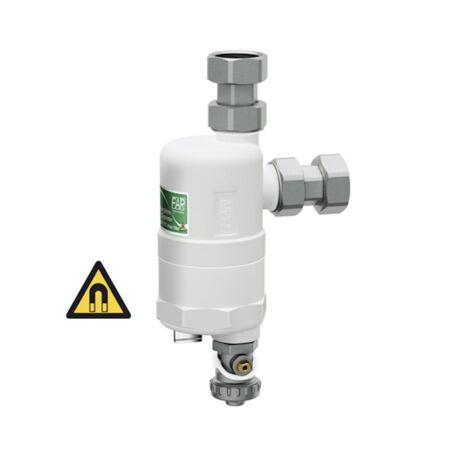 """Pot à boue ultracompact avec aimant pour installations thermiques FAR 2275   3/4"""""""
