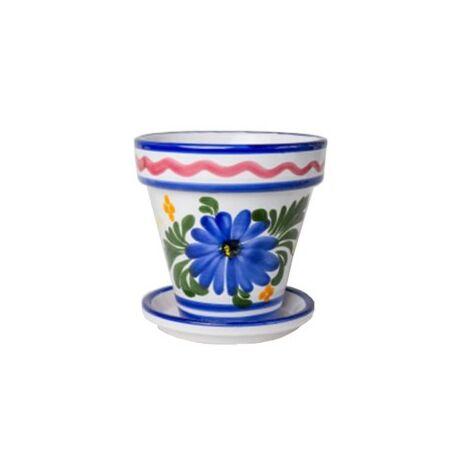 Pot barro flor 32x355 cm