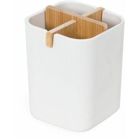 Pot compartimenté - Blanc