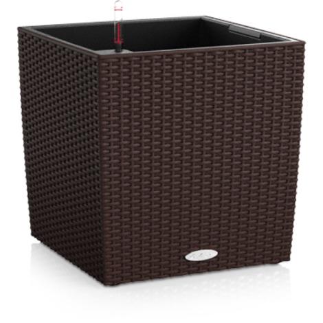 Pot Cube Cottage 30 Lechuza Kit Complet