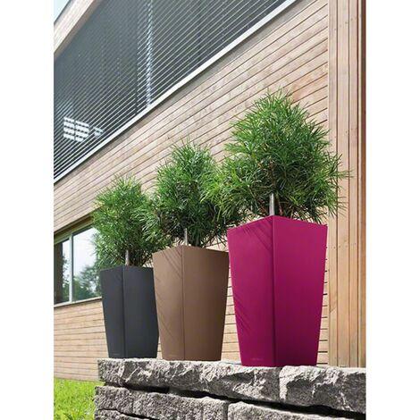 Pot Cubico Color 40 Lechuza Kit Complet