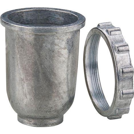 Pot de filtre métallique PN 16, M64 x 1,5