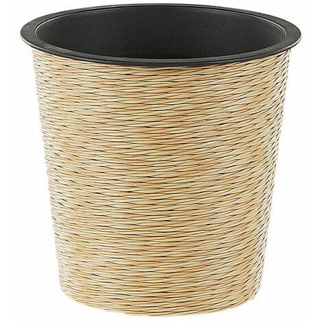 Pot de fleurs beige sable ⌀ 30 cm ATENY