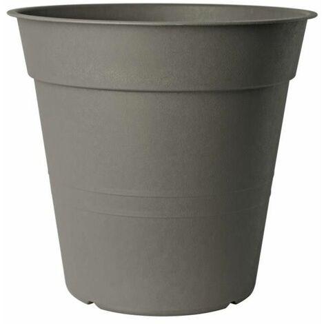 Pot de fleurs - FLY - D 40 cm - Cappuccino - Livraison gratuite
