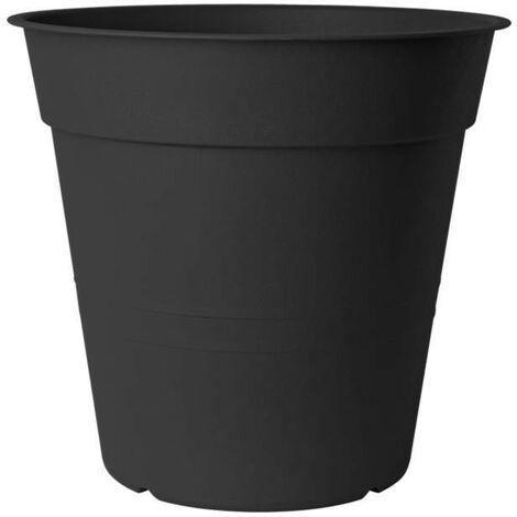 Pot de fleurs - FLY - D 40 cm - Noir - Livraison gratuite