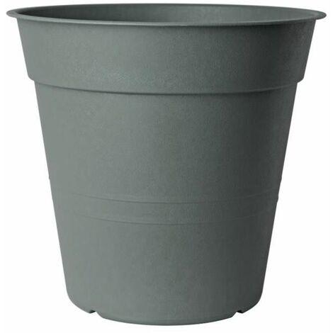 Pot de fleurs - FLY - D 40 cm - Vert olive - Livraison gratuite